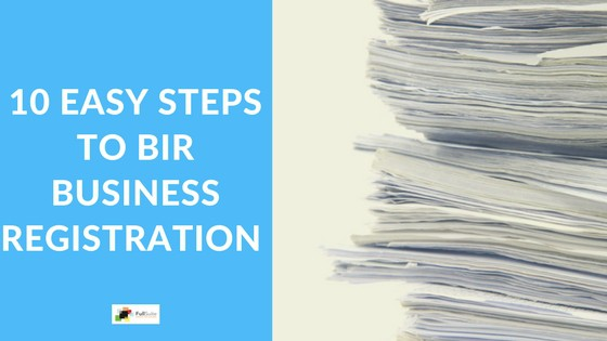 10 Easy Steps to BIR Business Registration
