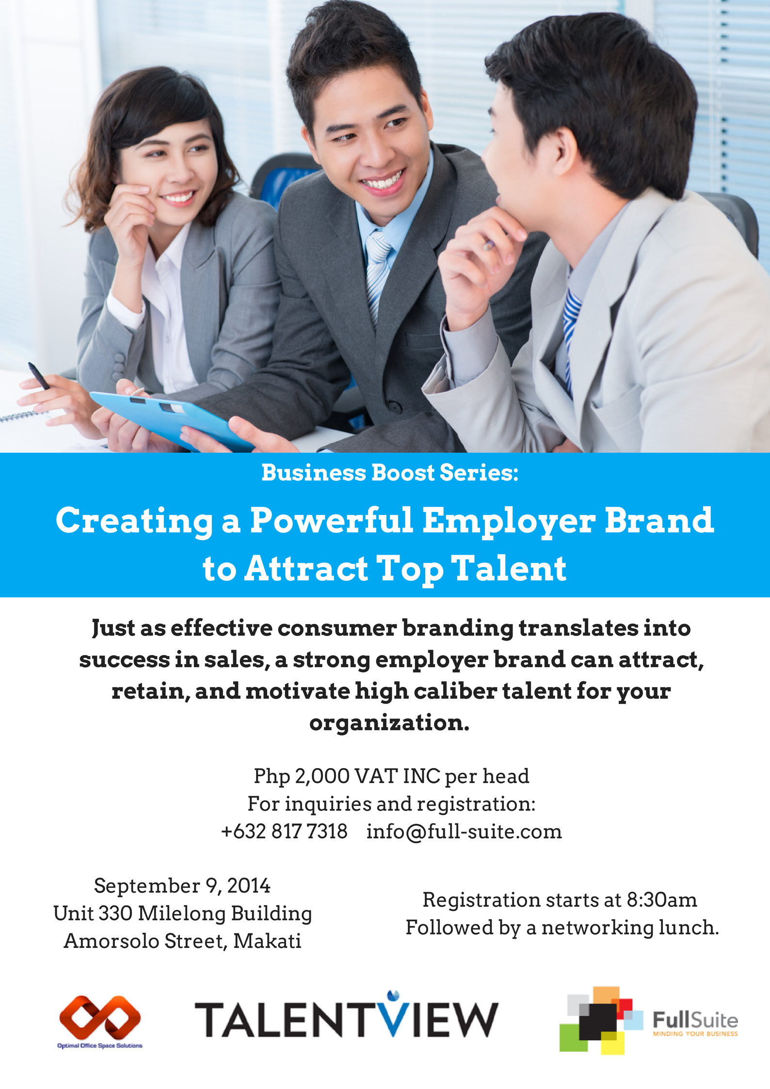 Powerful Employer Brand Top Talent