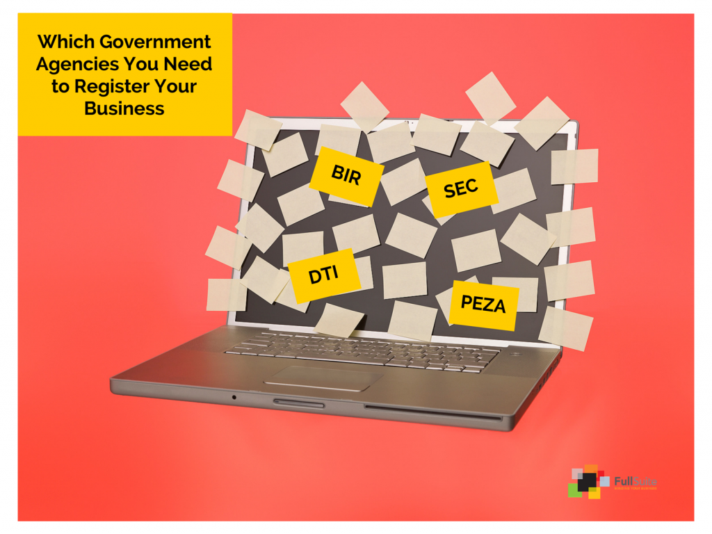 What Government Agencies You Need To Register Your Business