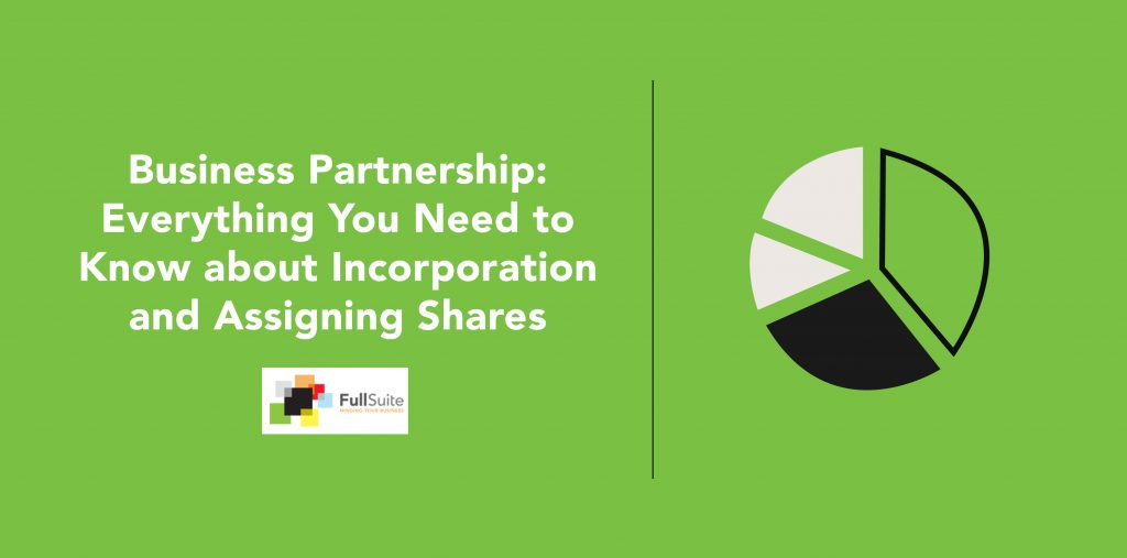 Business Partnership Know More About Incorporation And Assigning Shares
