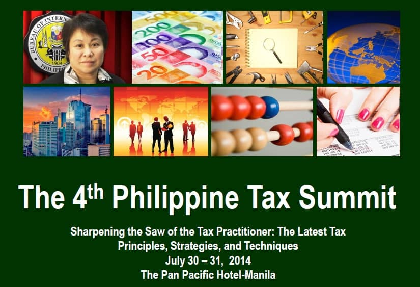 4th Philippine Tax Summit