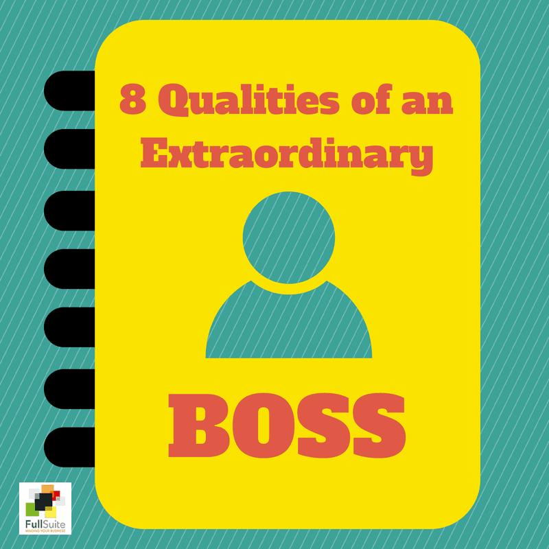 8 Qualities