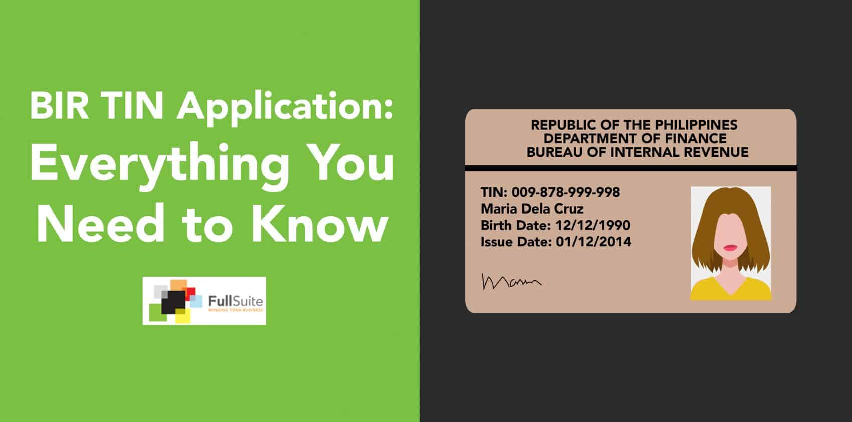 Bir Tin Application Everything You Need To Know Fullsuite