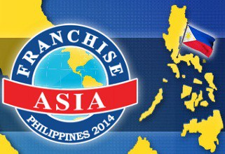 Franchise Asia Philippines 2014