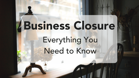 Business Closure