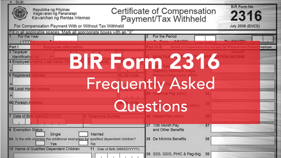 w2 form bir  BIR Form 11 Frequently Asked Questions - FullSuite