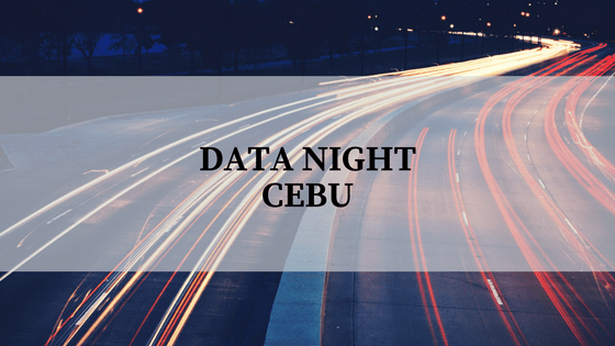 Data Night Cebu Blog