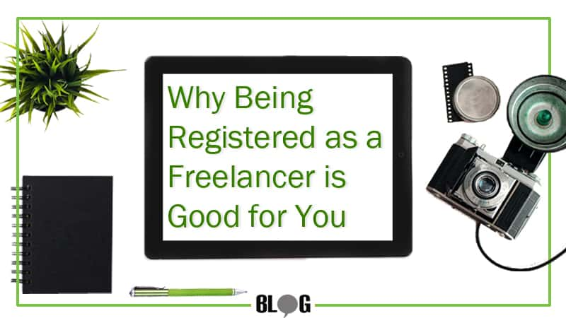 Registered Freelancer Good For You