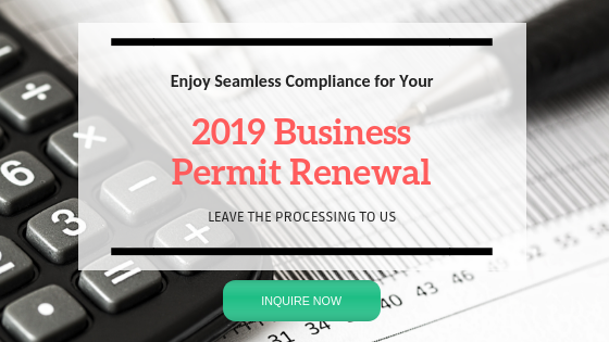 2019 Business Permit Renewal