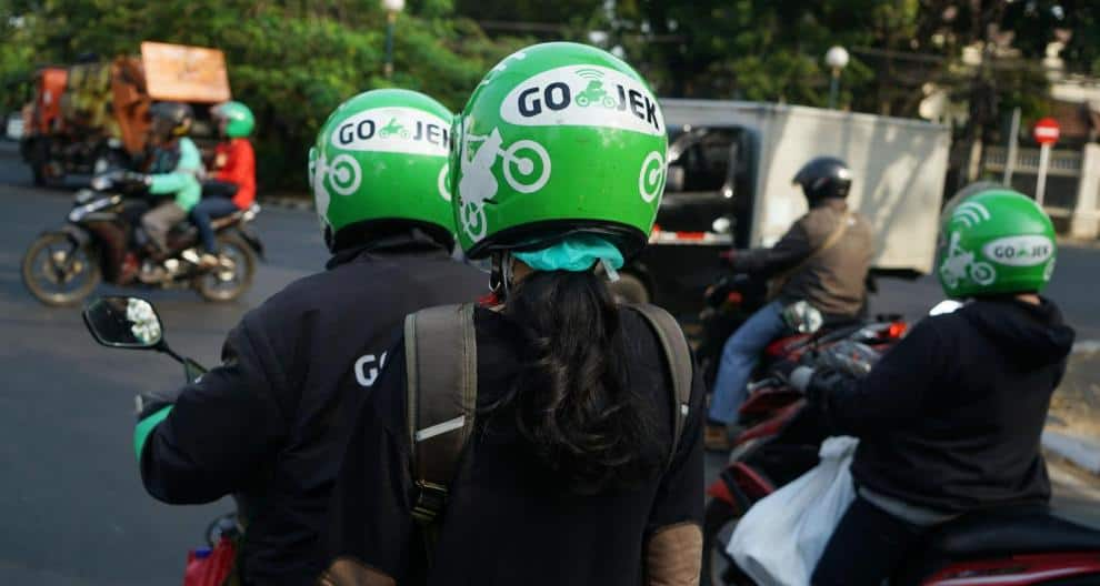 Go Jek Services As Indonesia 039 S Booming Gig Economy Means Big Tradeoffs For Workers