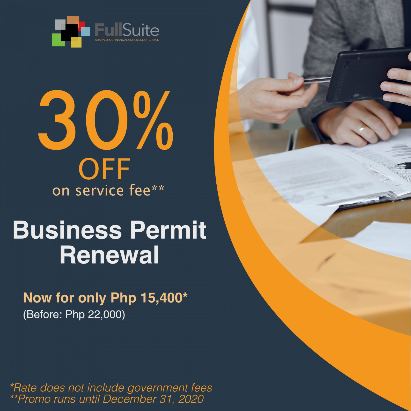 30% Discount on Business Permit Renewal