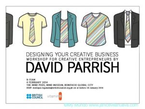 Workshop For Designing Your Creative Business